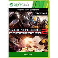 Supreme Commander 2 - Xbox 360 Digital - Hra na konzoli