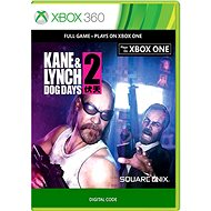 Kane & Lynch 2 - Xbox 360 Digital - Hra na konzoli