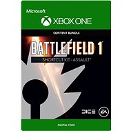 Battlefield 1: Shortcut Kit: Assault Bundle - Xbox One DIGITAL - Hra pro konzoli