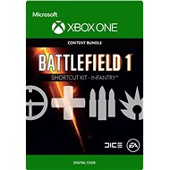 Battlefield 1: Shortcut Kit: Infantry Bundle - Xbox One DIGITAL - Hra pro konzoli