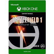 Battlefield 1: Shortcut Kit: Scout Bundle - Xbox One DIGITAL - Hra pro konzoli
