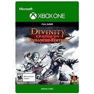 Divinity Original Sin : Enhanced Edition - Xbox One DIGITAL - Hra pro konzoli