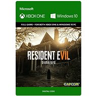 RESIDENT EVIL 7 biohazard - (Play Anywhere) DIGITAL - Game for PC and XBOX