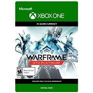Warframe: 370 Platinum - Xbox One DIGITAL - Hra pro konzoli