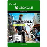 Watch Dogs 2 Season pass - Xbox One DIGITAL - Hra pro konzoli