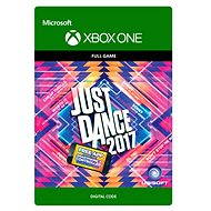 Just Dance 2017 - Xbox One DIGITAL - Hra pro konzoli