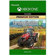 Farming Simulator 2017 Premium Edition - Xbox One DIGITAL - Hra pro konzoli