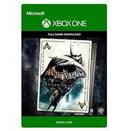 Batman: Return to Arkham - Xbox One DIGITAL - Hra pro konzoli