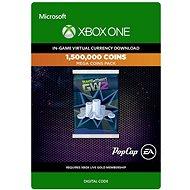 Plants vs. Zombies Garden Warfare 2: 1,500,000 Coins - Xbox One DIGITAL - Herní doplněk