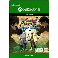 Naruto Ultimate Ninja Storm 4 - Deluxe Edition - Xbox One DIGITAL - Hra pro konzoli