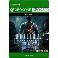 Murdered: Soul Suspect - Xbox 360, Xbox One DIGITAL - Hra pro konzoli
