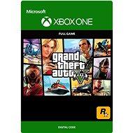 Grand Theft Auto V - Xbox Digital - Hra na konzoli