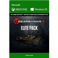 Gears of War 4: Elite Pack   - (Play Anywhere) DIGITAL - Hra pro PC i konzoli
