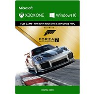 Forza Motorsport 7 Ultimate Edition - Xbox One/Win 10 Digital - Hra na PC a XBOX