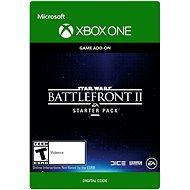 STAR WARS BATTLEFRONT II STARTER PACK - Xbox One Digital - Herní doplněk