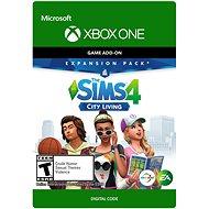 THE SIMS 4: (EP3) CITY LIVING - Xbox One Digital - Herní doplněk