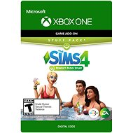 THE SIMS 4: (SP2) PERFECT PATIO STUFF - Xbox One Digital - Herní doplněk