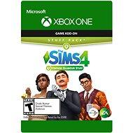 THE SIMS 4: (SP9) VINTAGE GLAMOUR STUFF - Xbox One Digital - Herní doplněk