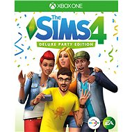 The SIMS 4: Deluxe Party Upgrade - Xbox One Digital - Hra pro konzoli