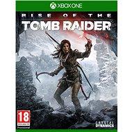 Rise of the Tomb Raider: 20 Year Celebration - Xbox One Digital - Hra pro konzoli