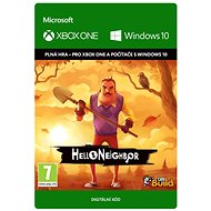 Hello Neighbor - Xbox One/Win 10 Digital - Hra na konzoli