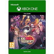 Nine Parchments - Xbox Digital - Hra na konzoli
