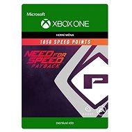 Need for Speed: 1050 Speed Points - Xbox One Digital - Herní doplněk