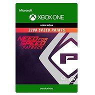 Need for Speed: 2200 Speed Points - Xbox One Digital - Herní doplněk