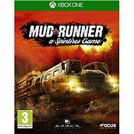 Spintires: MudRunner  - Xbox One Digital - Hra pro konzoli