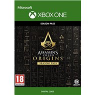 Assassin's Creed Origins: Season pass - Xbox One Digital - Herní doplněk