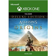 Assassin's Creed Origins: Deluxe Edition - Xbox Digital - Hra na konzoli