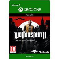 Wolfenstein II: The New Colossus - Xbox One Digital - Hra pro konzoli