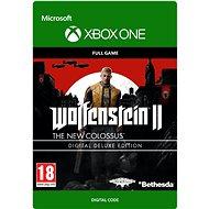 Wolfenstein II: The New Colossus Digital Deluxe - Xbox One Digital - Hra pro konzoli