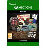 The Jackbox Party Pack 4 - Xbox One Digital - Hra pro konzoli
