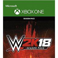 WWE 2K18: Season Pass - Xbox One Digital - Herní doplněk