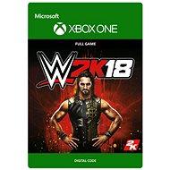 WWE 2K18 - Xbox One Digital - Hra pro konzoli