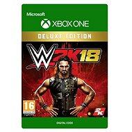 WWE 2K18: Digital Deluxe Edition - Xbox One Digital - Hra pro konzoli