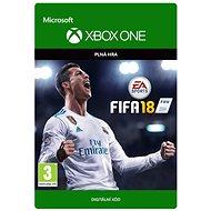 FIFA 18 - Xbox One Digital - Hra pro konzoli