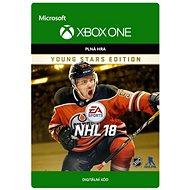 NHL 18 Young Stars Edition - Xbox One Digital - Hra pro konzoli