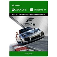Forza Motorsport 7: Deluxe Edition - (Play Anywhere) DIGITAL - Hra pro konzoli