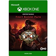 Path of Exile: First Blood Pack - Xbox Digital - Hra na konzoli