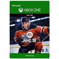 NHL 18 - Xbox One Digital - Hra pro konzoli