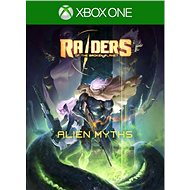 Raiders of the Broken Planet: Alien Myths  - Xbox One/Win 10 Digital - Herní doplněk