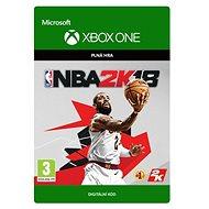 NBA 2K18 - Xbox One Digital - Hra pro konzoli