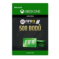 FIFA 18: Ultimate Team FIFA Points 500 - Xbox One Digital - Herní doplněk