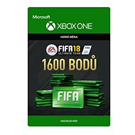 FIFA 18: Ultimate Team FIFA Points 1600 - Xbox One Digital - Herní doplněk