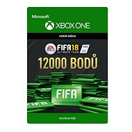 FIFA 18: Ultimate Team FIFA Points 12000 - Xbox One Digital - Herní doplněk
