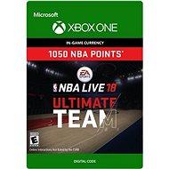 NBA LIVE 18: NBA UT 1050 Points Pack - Xbox One Digital