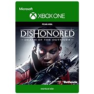 Dishonored: Death of the Outsider - Xbox One Digital - Hra pro konzoli