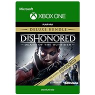 Dishonored: Death of the Outsider Deluxe - Xbox One Digital - Hra pro konzoli